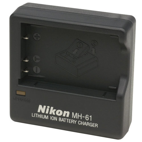 Nikon-MH-61 Battery Charger-Battery Chargers