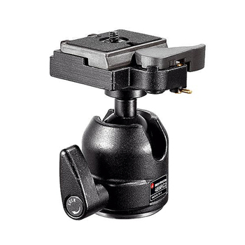 Manfrotto-486RC2 compact ball head with RC2 R.C.SY-Tripod Heads