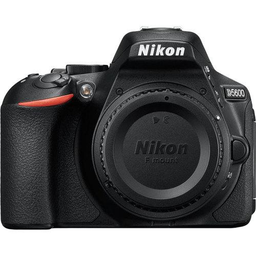 Nikon-Appareil Photo Reflex Numérique DSLR D5600 - Boîtier Seulement-Appareil Photo Numérique