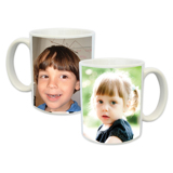 White Coffee Mug 11oz (2-image)