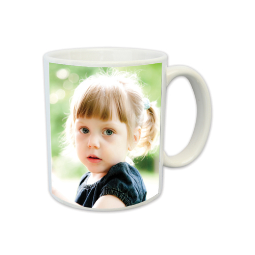 White Coffee Mug 11oz (wrap)