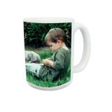 White Coffee Mug 15oz (Wrap)