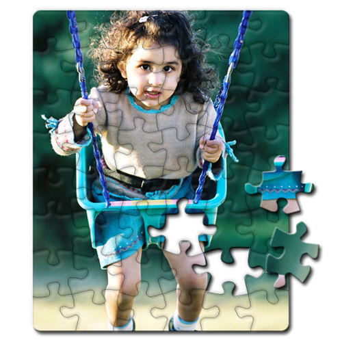 Puzzle (11x14, 30 pieces) - vertical
