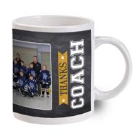 Coach Photo Mug