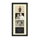 Framed Collage Print (24x9_V black)