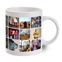11 oz Ceramic Mug (PG-305)