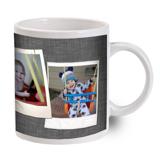 Polaroid Talk Bubble Mug