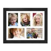 Framed Collage Print (11x14 _H black)