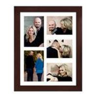 Framed Collage Print (11x14 _V walnut)