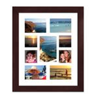 Framed 16x20 V Collage Print (Black or Walnut)