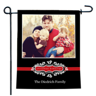 Yard Flag with Stand (PG-203B)