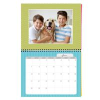 Pattern Calendar 2 - 2017