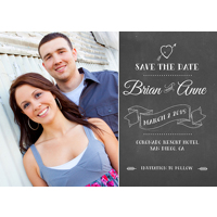 Banner Day: 10pk Save The Date Cards