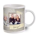 Grey Mug (PG-551)