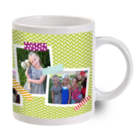 Photo Mug - Herringbone