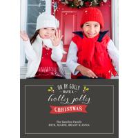 J2 Holiday Card Single Card(14-013)