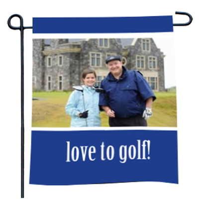 Yard Flag with Stand (PG-170CN)