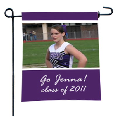 Yard Flag with Stand (PG-170FN)