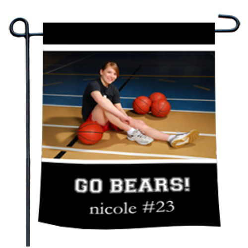 Yard Flag with Stand (PG-170GN)