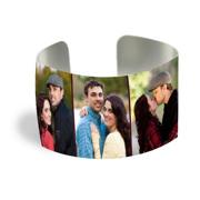 Cuff Bracelet (PG-185I) Clear Gloss