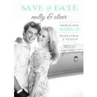 Future Plans: 10pk Save The Date Cards