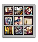 8x8 Metal Collage