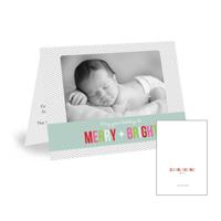 14-040 - 5x7 H Folded Card