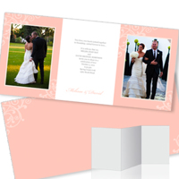 1266B - 5x7 Accordion Set of 25 Cards