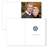 Hanukkah Elegance: 10pk Hanukkah Cards