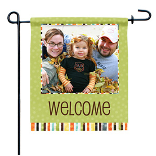 Yard Flag with Stand (PG-175)
