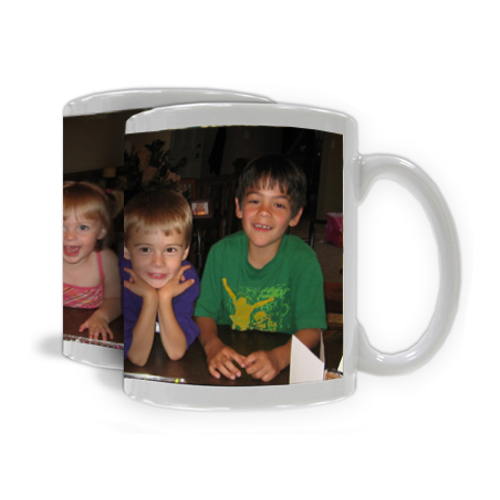 Photo Mug - Full Image Wrap