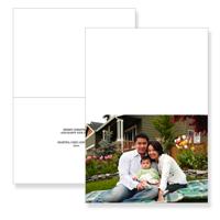 5 x 7 Folded Card - 044
