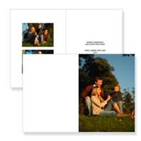 5 x 7 Folded Card - 047