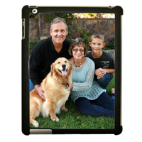 Custom iPad 2/3/4 Snap-On Case