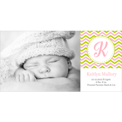 Birth Announcement (13-090-4x8)