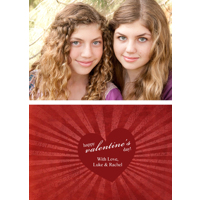 5x7 1-Sided Card (1094) Valentine