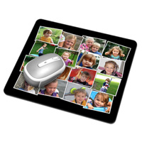 Mousepad - 16 images, scrapbooking style