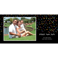 142 - 4x8 H-1 sided photo card