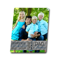8x10 Father's Day