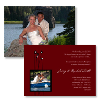 489 - 5x7 H 2 Sided Set of 25 Cards