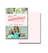 2-sided Valentine Card (13-032-5x7)