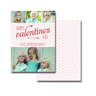 2-sided Valentine Card (13-032-5x7)