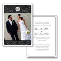1252B - 5x7 V 2 sided Card