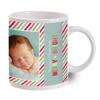Merry & Bright 11oz Mug (PG-589)