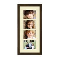 Framed Collage Print (24x9_V walnut)