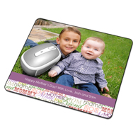 Mouse Pad (1 Image w/text_H)