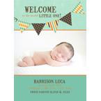 Birth Announcement (13-083-5x7)