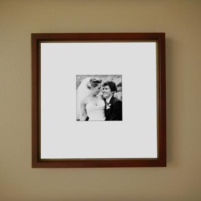12x12 Black Frame with White Matt - Banff Photography | Gift ...