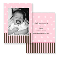 260 - 5x7 2 Sided Set of 25 Cards