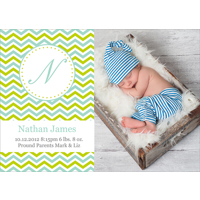 Birth Announcement (13-081-5x7)